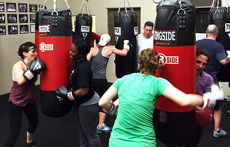 FA Boxing Fitness Advantage - Medfield MA