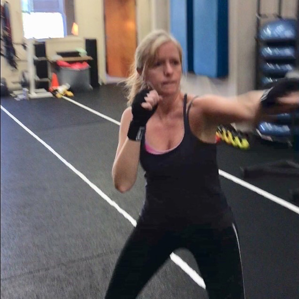Dawn T - Medfield - Private & semi-private personal training, experienced personal trainers,