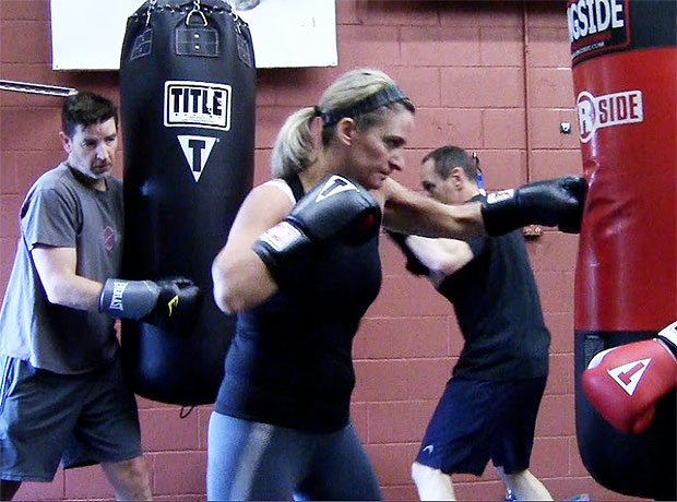 Group Fitness Classes, Boxing Classes