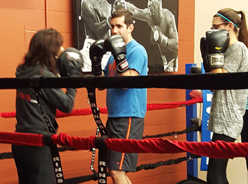 Boxing Gym, Boxing Classes, Boxing Workouts, Personal Trainer, Boxing Gym Near Me - FA Boxing Medfield MA