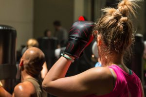 Group Training FA Boxing