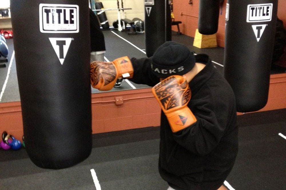 Train to Compete - Boxing Gym - Boxing Classes - Boxing Workout - Medfield MA