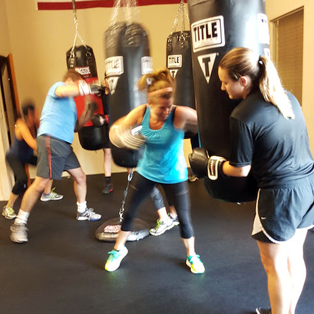 Group Training - Group Fitness - Group Boxing Classes