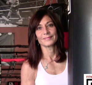 Kathy McLean owner of FA Boxing and Personal Trainer