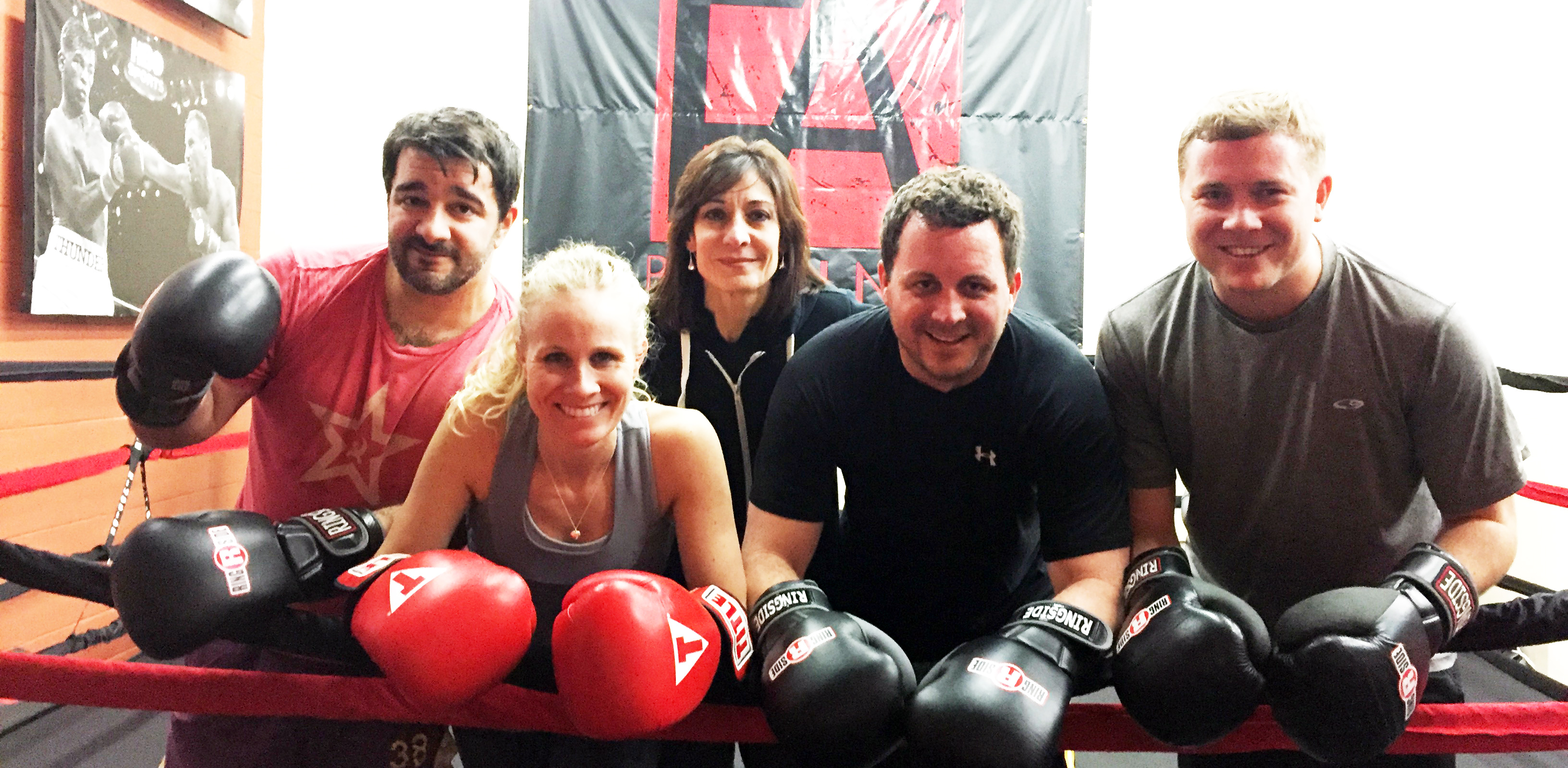 Personal Trainer - Boxing Training Boxing Classes Group Fitness Classes Boxing Gym