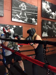 group fitness classes - boxing classes - personal trainer training - boxing gym