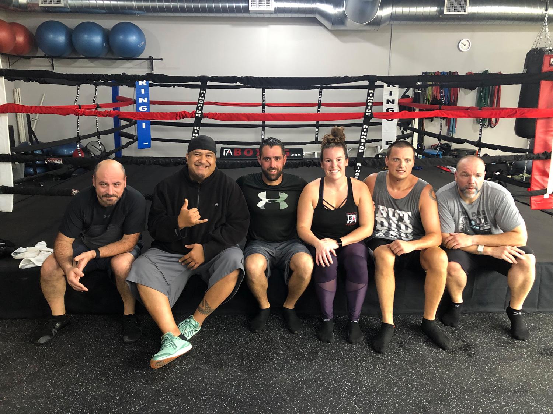 FA Boxing Fitness Advantage - Medfield MA