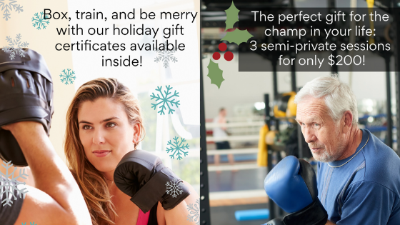 Top Gifts for the Boxer in Your Life this Holiday Season